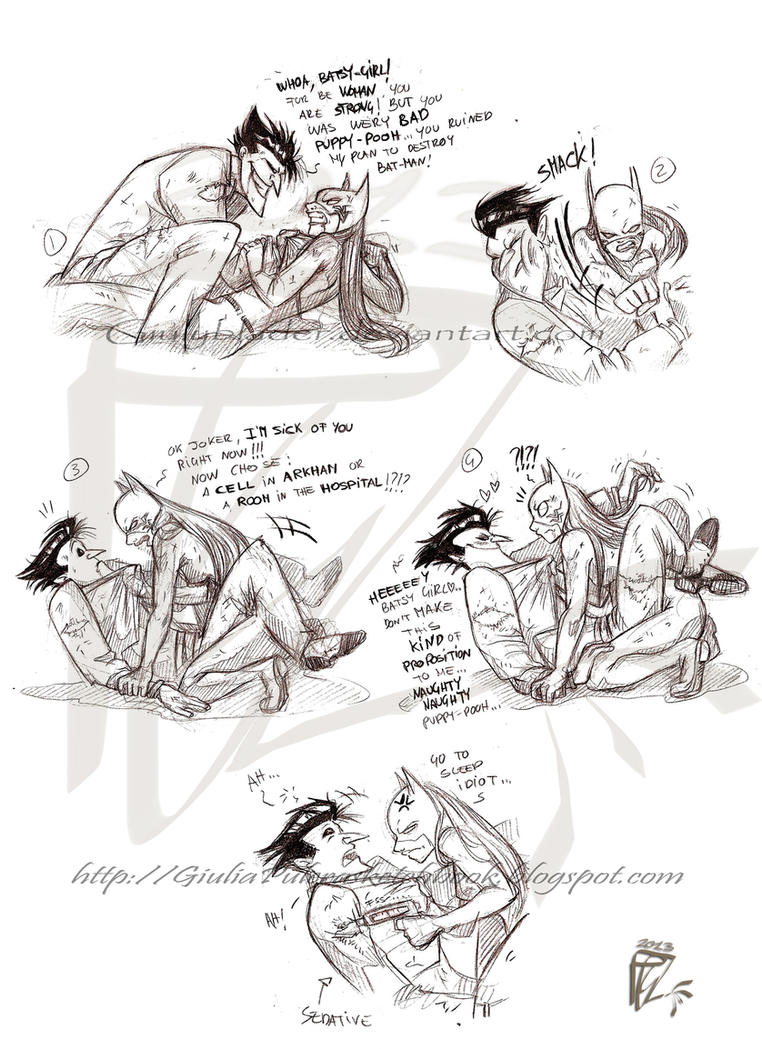 how to draw joker btas