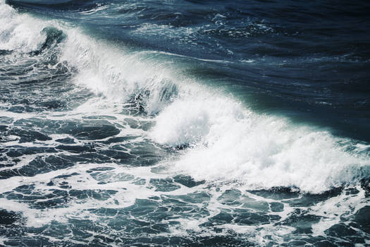 Texture in waves