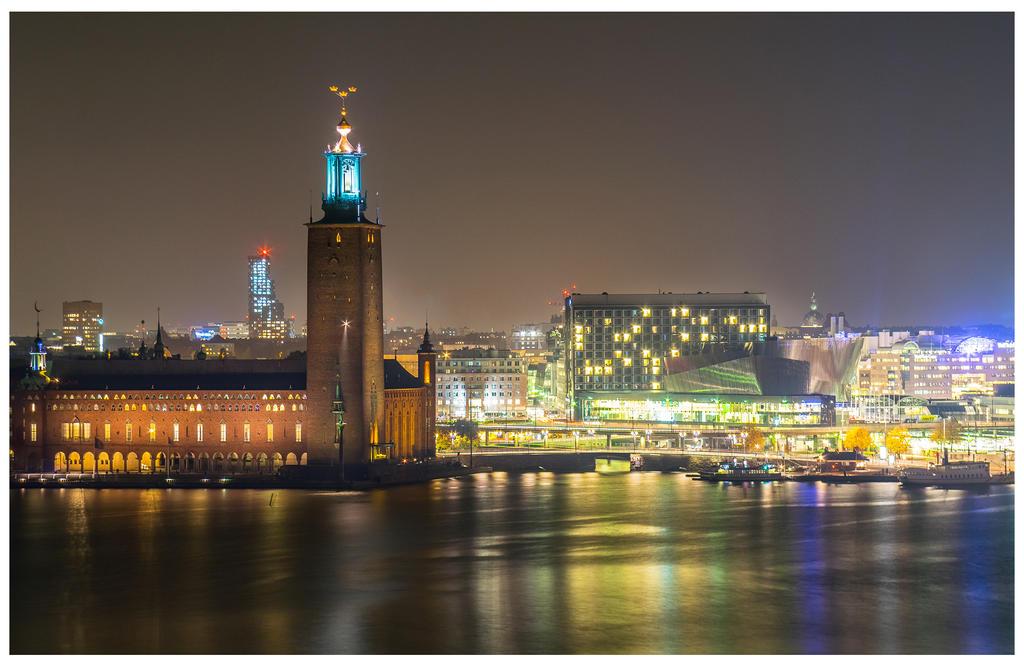 Stockholm V by baphometgg