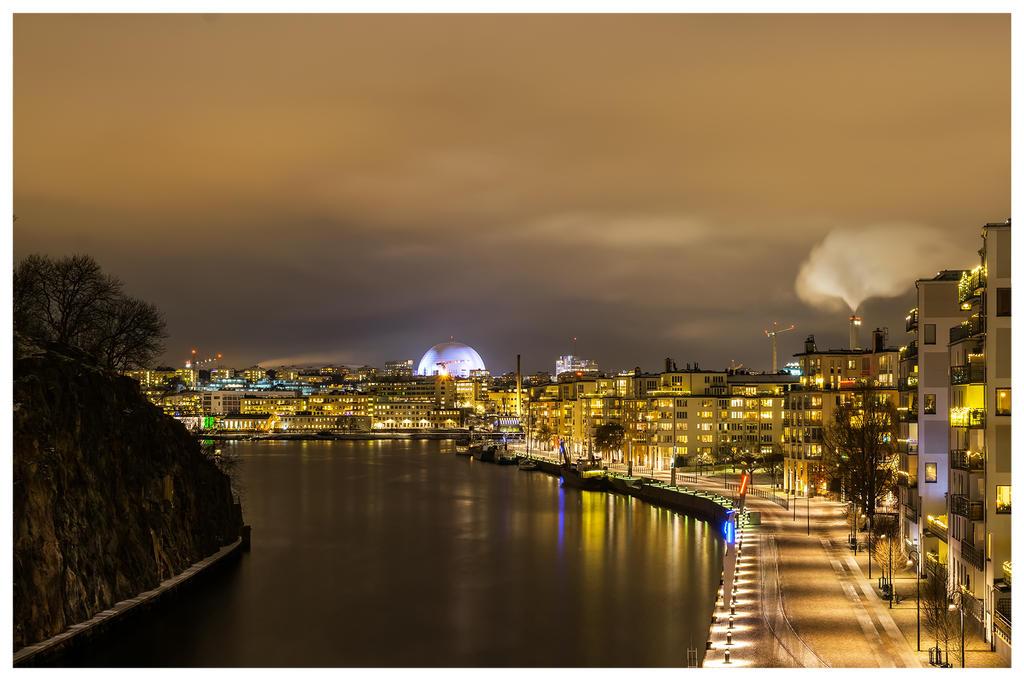 Stockholm. Luma by baphometgg
