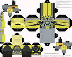 Transformers Cubeecraft Ratchet part 1-01 by Guss7810