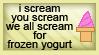 we all scream stamp by Sandman-Ivan