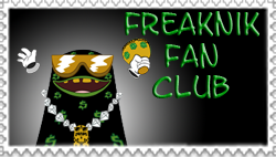 Freaknik fan club stamp by Sandman-Ivan