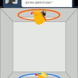 Ask Peewee: Got any games? by Sandman-Ivan