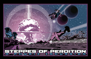 Steppes of perdition Commission 2019