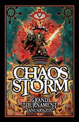 The Choas Storm GT2020 72PI 11x17 WebPosterRGB