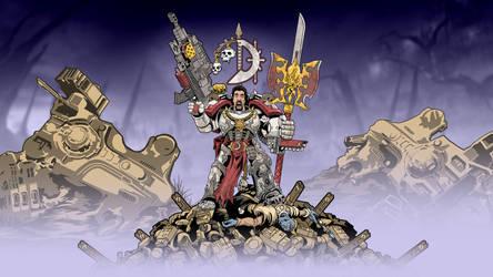 Emperors Dave -MiniWarGaming Comission