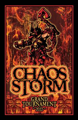 Choas Storm GT 2022 Web Poster