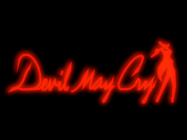 Devil may cry Neon by phixix