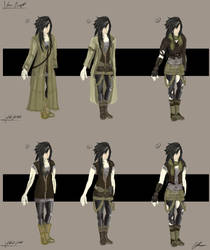 Apocalyptic Character Concept