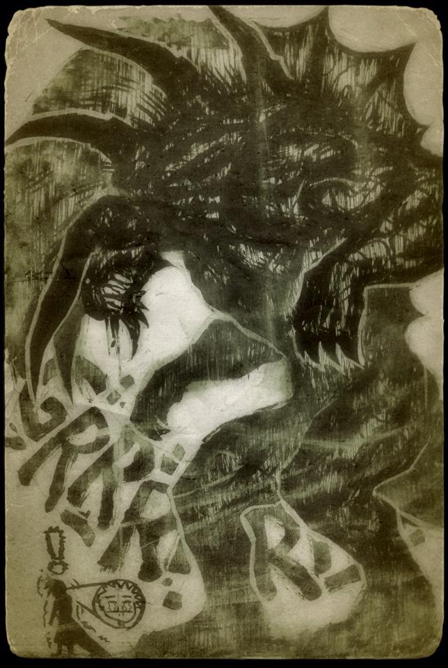 Behemoth by DavidPatel