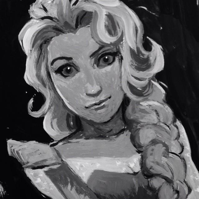 Elsa by DavidPatel