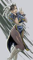 Chun-li sketch