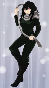 Aizawa Shota / BNHA genderbend