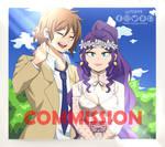Saffron BNHA OC // COMMISSION