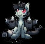 SketchCom - Plane Pony