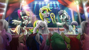 Commission - Concert in trio