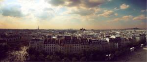 PARIS IS ALIVE
