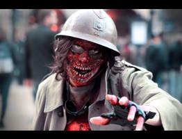 Zombie III by bububoubou