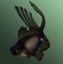 Fish study! by Camaendes