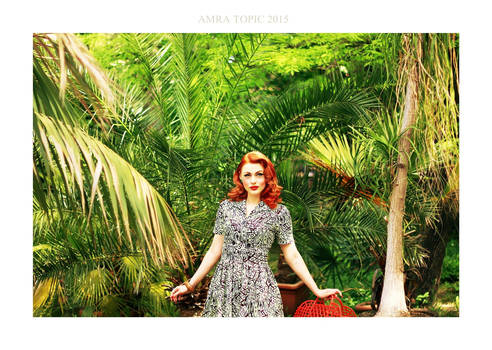Jungle and an Redhead