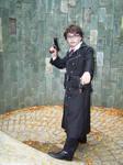Yukio from Ao no Exorcist by Heatray2009