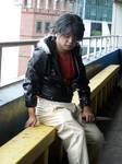 Akira from Togainu no Chi 2 by Heatray2009