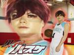 Akashi in the Rakuzan jersey 2 by Heatray2009