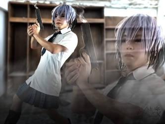 Tokaku from Akuma no Riddle 2 by Heatray2009