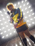 Len from Vocaloid Stylish Energy 2 by Heatray2009