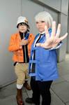 Future Showdown (Yukiteru Amano) by Heatray2009