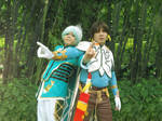 The Human And The Seraph (Mikleo from ToZ the X) by Heatray2009
