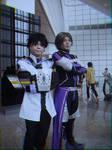 SwordArt Duo (OS Kirito from SAO: OS) by Heatray2009