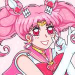 Sailor Chibi Moon - Chibiusa Tsukino