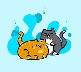 Chibi Kitties