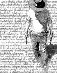 The Gunslinger's Litany by mrk9sp