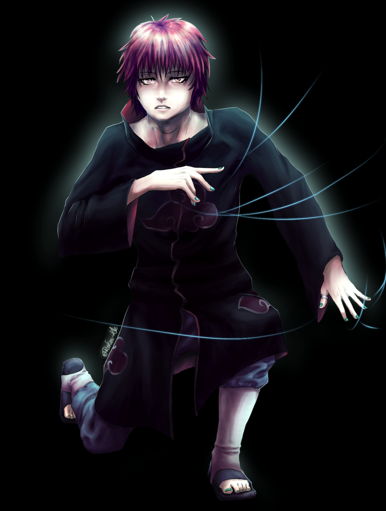 Sasori The Puppet by ReEna-Kk
