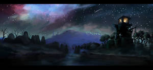 Morrowind panorama by IgorLevchenko