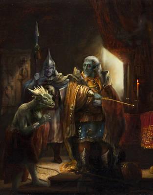 Morrowind tribute by IgorLevchenko