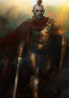 Morrowind: Bolvyn Venim by IgorLevchenko