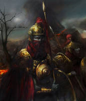Morrowind: Molag Amur by IgorLevchenko