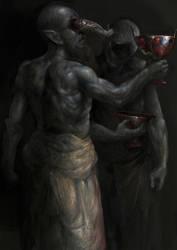 Morrowind: A feast of dagoths