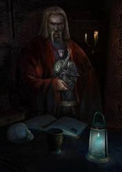 Morrowind: Sorkvild the Raven
