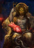Morrowind: Lord Dagoth by IgorLevchenko
