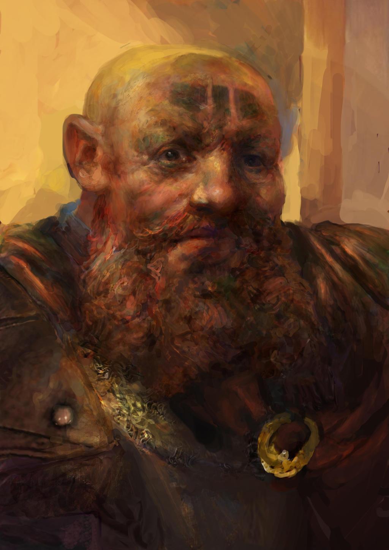 Dragon Age: Kardol by IgorLevchenko