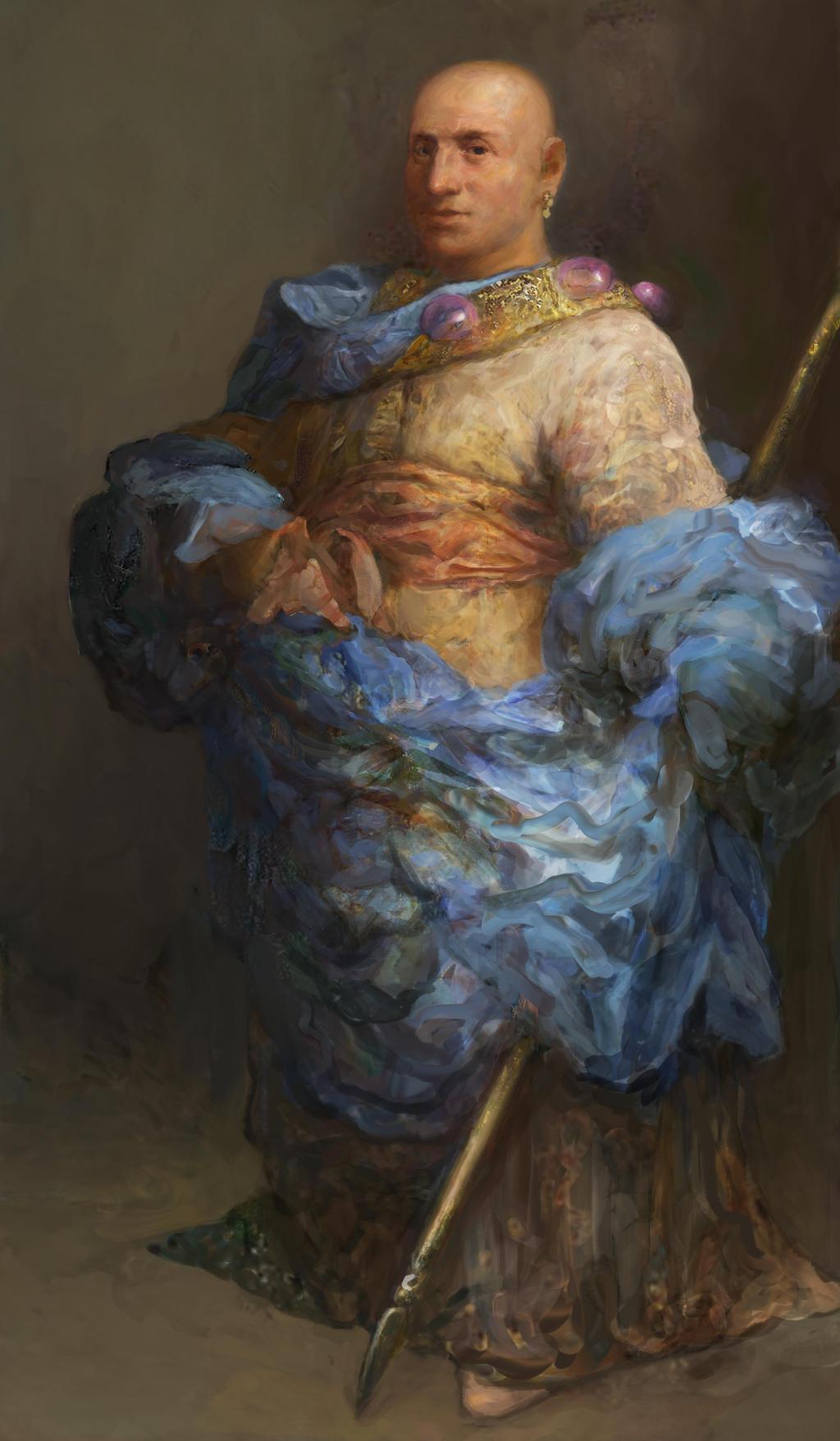 Morrowind: Trebonius Artorius 2 by IgorLevchenko
