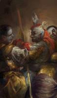 Morrowind:Excommunication of Tivam Sadri by IgorLevchenko
