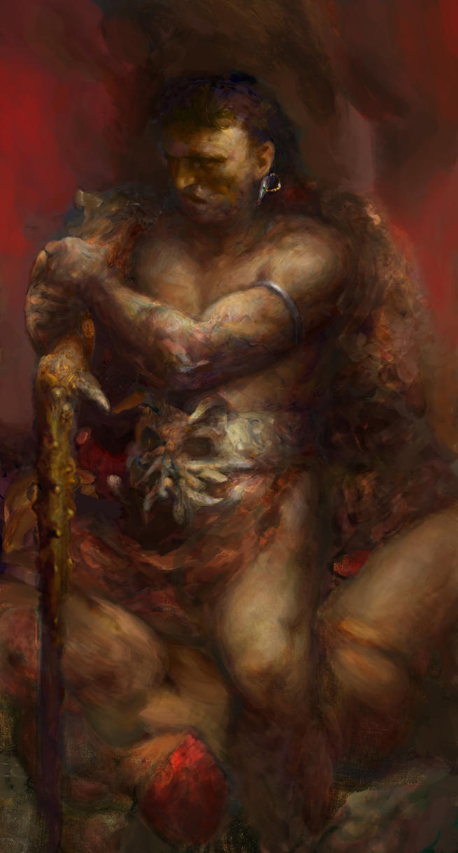 Planescape Torment: Nameless one 2 by IgorLevchenko