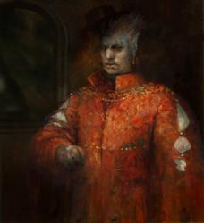 Morrowind: On Hlaalu fashion by IgorLevchenko