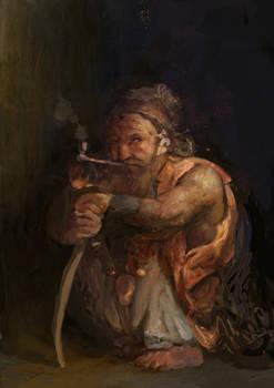 Kegiz Gavem (T9A) concept D mood painting